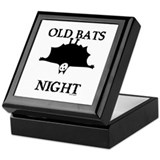 Old Bats Night Keepsake Box
