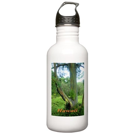 Rainbow Tree Stainless Water Bottle 1.0L
