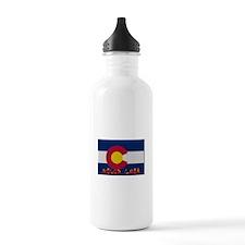 Colorado Molon Labe Water Bottle