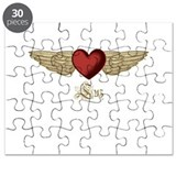Luz the Angel Puzzle