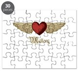 Mallory the Angel Puzzle