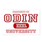 Odin University T-Shirts Postcards (Package of 8)