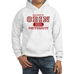 Odin University T-Shirts Hooded Sweatshirt