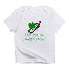 Unique Four leaf clover Infant T-Shirt