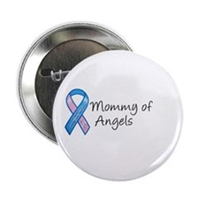 "Mommy of Angels 2.25"" Button (100 pack)"