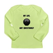 My Life Bowling Long Sleeve T-Shirt