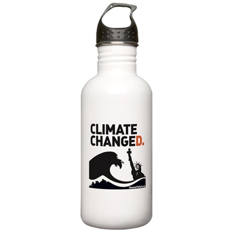 Climate Changed Water Bottle