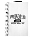 Woodcarving University Journal