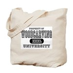Woodcarving University Tote Bag