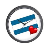 El Salvador 1 Wall Clock