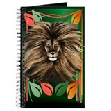 Big Cat and Colorful Jungle Journal