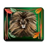 Big Cat Mousepad