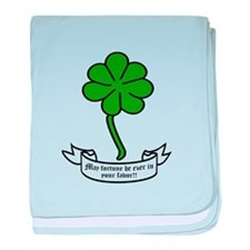 7 leaf clover - May fortune be ever in your favor
