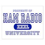 Ham Radio University Small Poster