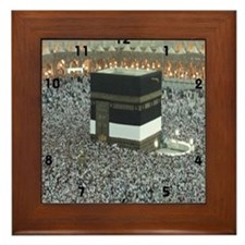 Cute Haram Framed Tile