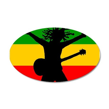 Bob Flag Wall Decal