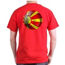 Macedonia Football T-Shirt