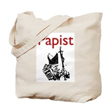 """Papist"" PB16FC Tote Bag"