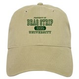 Drag Strip University Baseball Cap
