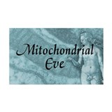mitochondrial-eve_12x18.jpg Wall Decal