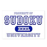 Sudoku University Postcards (Package of 8)