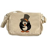 Penguin Wants You Messenger Bag