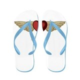 Sofia the Angel Flip Flops