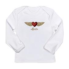 Sophia the Angel Long Sleeve T-Shirt