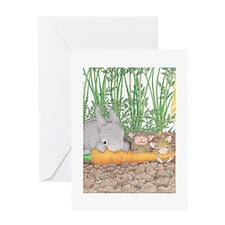 Garden Feast Greeting Card