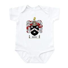 Smith Coat of Arms Infant Bodysuit
