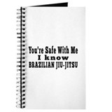 I Know Brazilian Jiu jitsu Journal