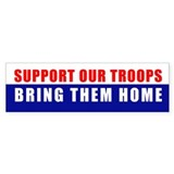 BRING THEM HOME Bumper Bumper Sticker