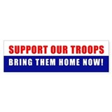 BRING THEM HOME NOW! Bumper Bumper Sticker