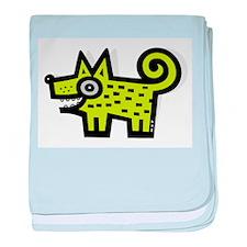 teri dog baby blanket