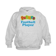 Future Football Player Hoodie