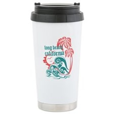 Wavefront Long Beach Travel Mug