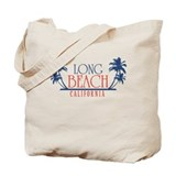 Long Beach Regal Print Tote Bag