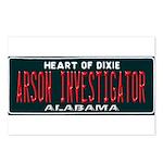 Alabama Arson Investigator Postcards (Package of 8