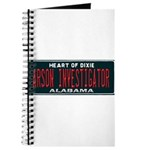 Alabama Arson Investigator Journal