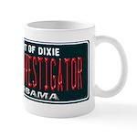 Alabama Arson Investigator Mug