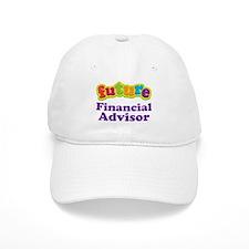 Financial Advisor Extraordinaire Baseball Cap