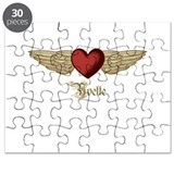 Yvette the Angel Puzzle