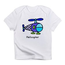 Unique Helicopter Infant T-Shirt