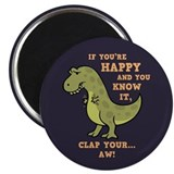 T-Rex Clap II Magnet