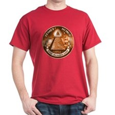 Atomic UFO Great Seal Shirt