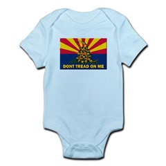 Arizona Dont Tread On Me Body Suit