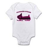 """Nana & Papa's""  Infant Bodysuit"