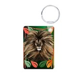 Big Cat PosterP Keychains