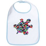 painted turtle Bib