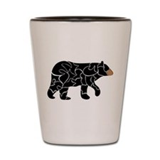 Wild - Black bear Shot Glass